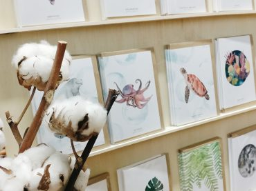 Nature-inspired Greeting Cards